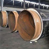 蒸汽聚氨酯预制发泡保温管