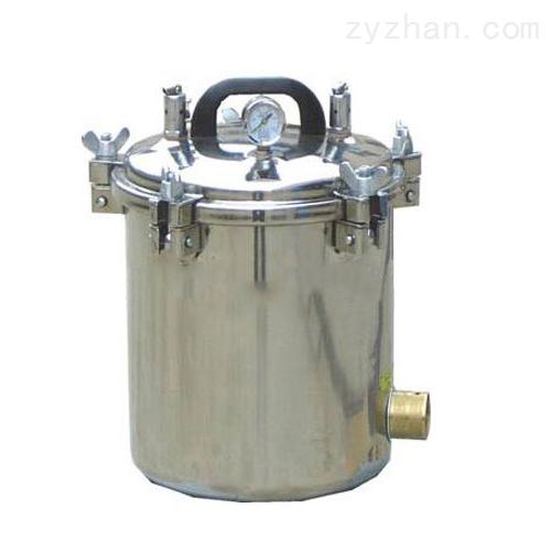 YX-12LM手提式压力蒸汽灭菌器