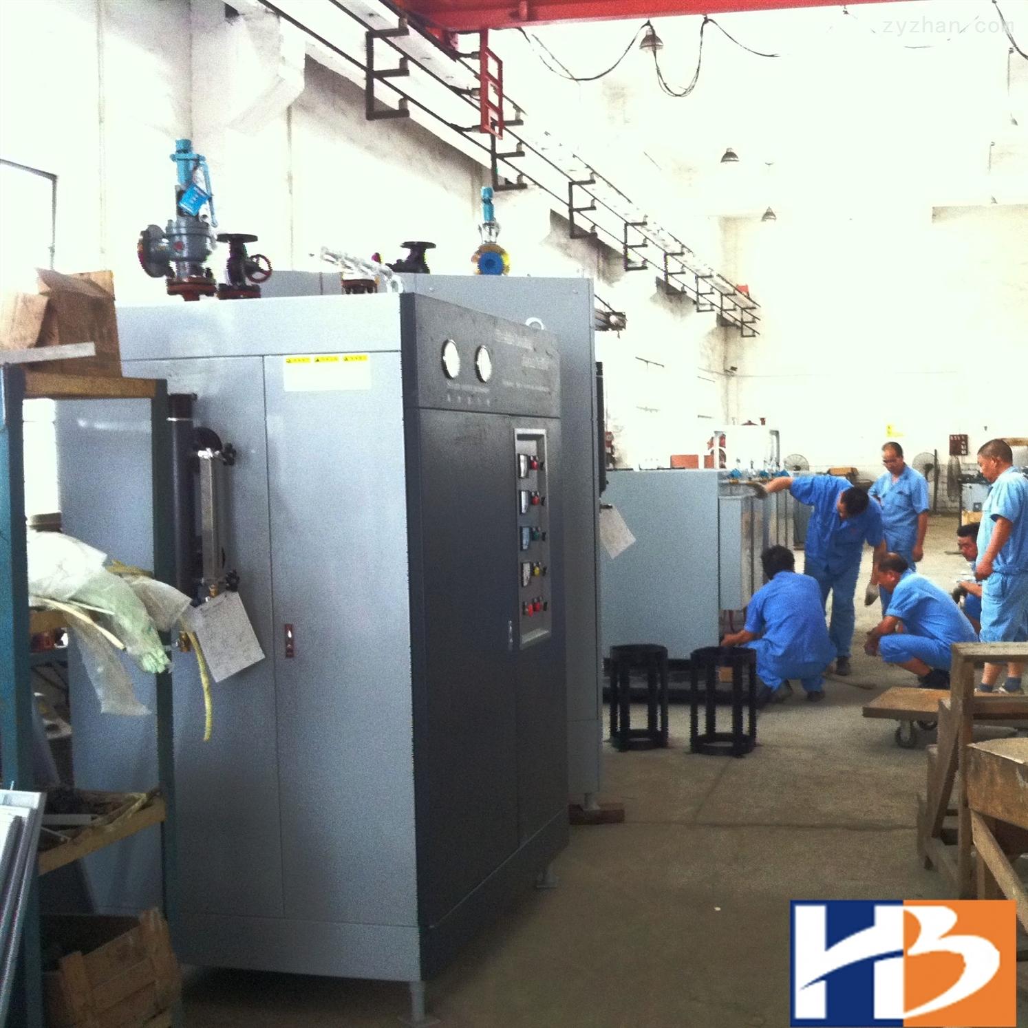 供应430公斤蒸汽电锅炉