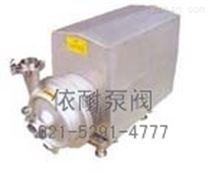 SP-S2型泵體法蘭連接衛生泵
