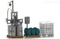 YL-1500-3 50L 200L IBC桶共用型定灌裝機