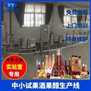 中小型葡萄酒發酵生產線
