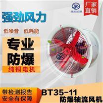 锅炉房BT35-11-5.6防爆轴流风机380V