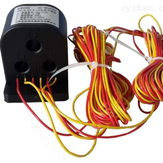组合型三相电流互感器 AKH-0.66 Z-3*Φ10