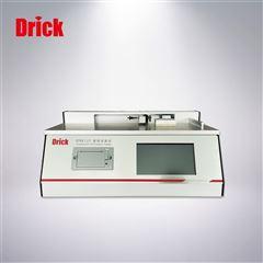 DRK127塑料薄膜触控彩屏摩擦系数测控仪