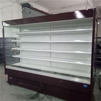 超市冷藏设备之超市风幕柜