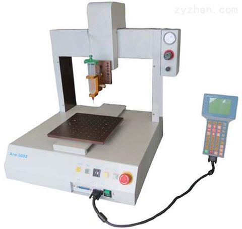 苏州点胶机厂家生产桌面式全自动三轴式全自动点胶机ARW-201