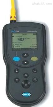 哈希HQ14d便携式电导率仪