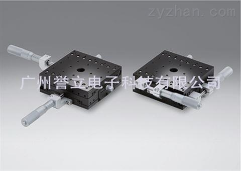 XY轴铝合金十字交叉滚柱导轨平台120mm