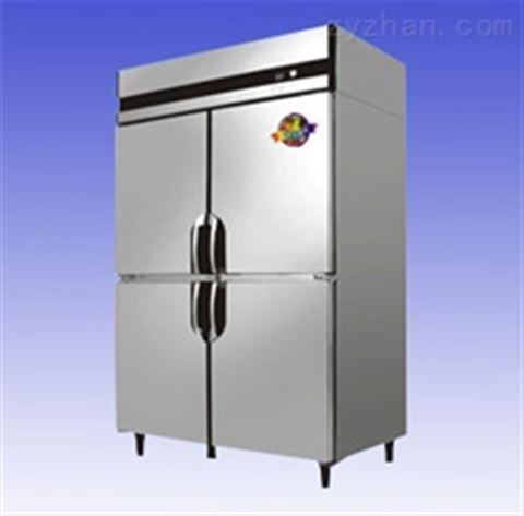 四门厨房冰柜/高身雪柜/冷藏柜