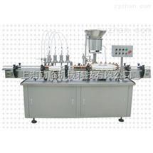 YGX系安全防护性能好液体灌装旋盖一体机
