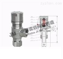 A21H、A21Y彈簧微啟式外螺紋安全閥