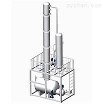 甲醇回收裝置(甲醇回收塔)