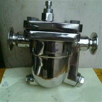 進口 國標 衛生級不銹鋼卡箍式疏水閥