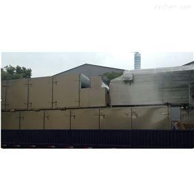 多层连续网带式干燥机应用