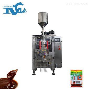 豆瓣醬包裝機器