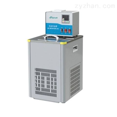 低温循环恒温槽系列