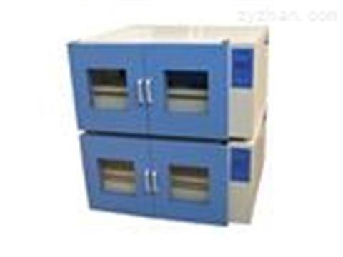 双层叠加式恒温振荡培养箱