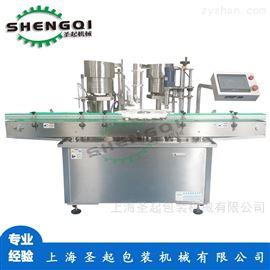 SXG-A全自动液体灌装、轧盖机