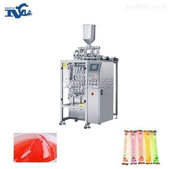 立式多列果冻条自动包装机