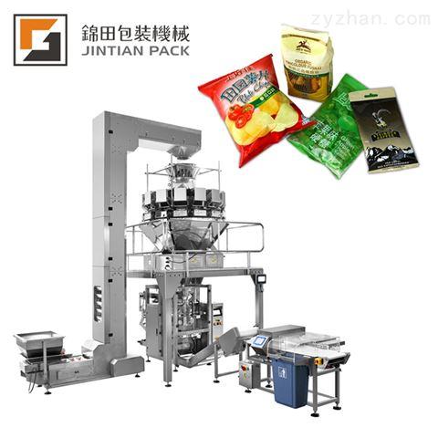 全自动食品颗粒定量包装机