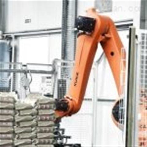 KUKA 卸码垛机器人解决方案