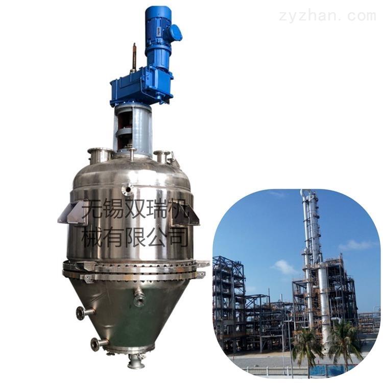 筒锥式洗涤过滤压滤机的工作原理及主要优点介绍
