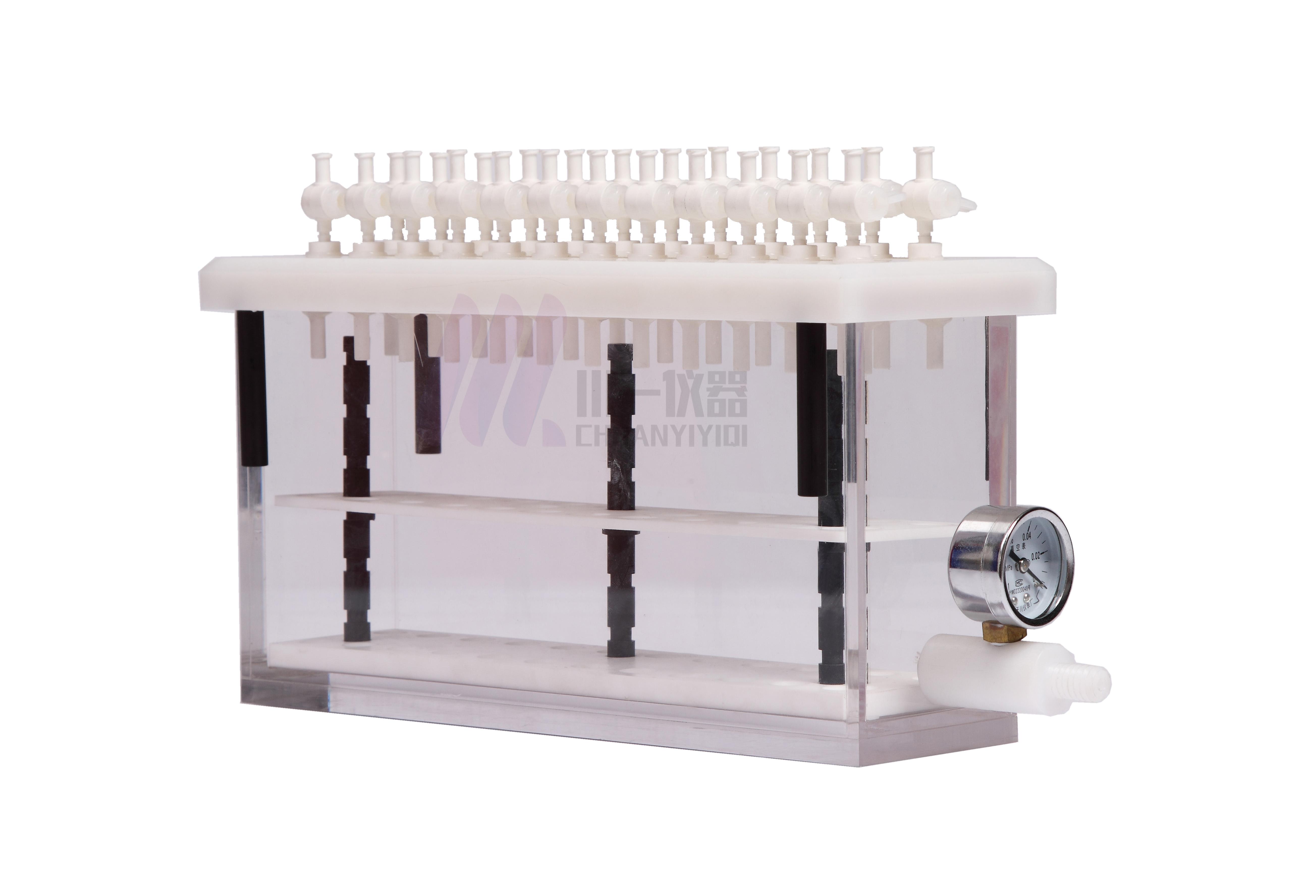 SPE固相萃取装置的原理特点