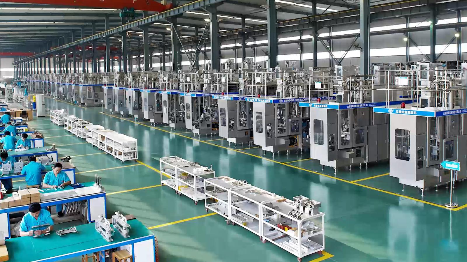 新莱集团-轨道自动焊接技术在乳品饮料工艺管路系统中的应用
